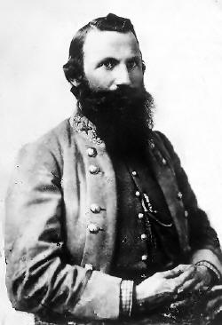 "Colonel James Ewell Brown ""JEB"" Stuart - CSA"